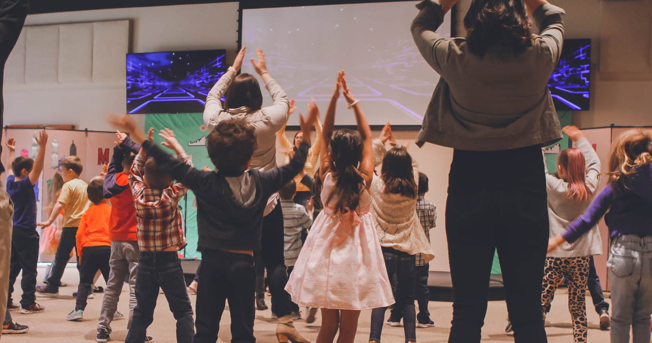 Why Your Kids Need a Church Family (Part 2)
